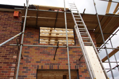 multiple storey extensions Coston