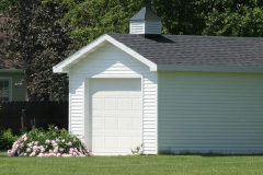 Coston outbuilding construction costs